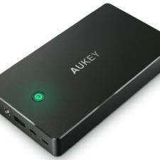 Aukey Powerbank with 20.000mAh