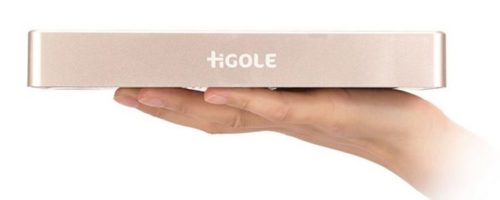 HIGOLE GOLE1 Plus Mini-PC Dimensions