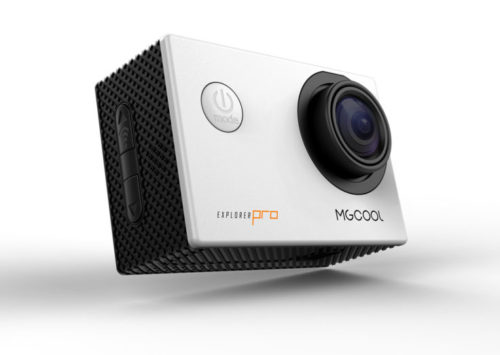 MGCOOL Explorer Pro Action Cam White Version