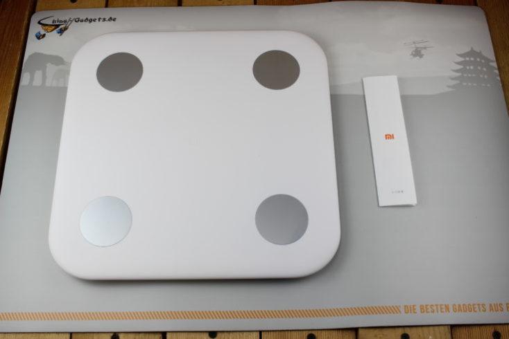 Xiaomi Mi Scale 2 design