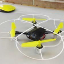 Techboy TB-802 Quadcopter Design