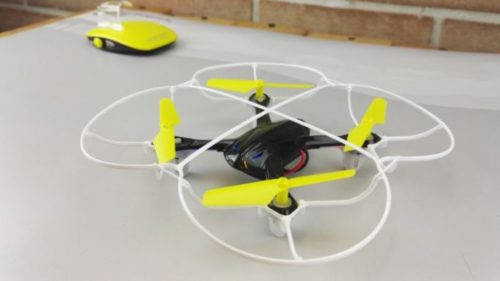 Techboy TB-802 Quadcopter Design