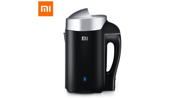 black Xiaomi Soy Milk Maker