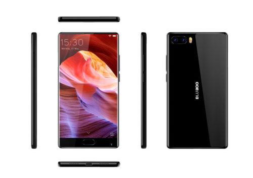 Bluboo S1 Smartphone Camera
