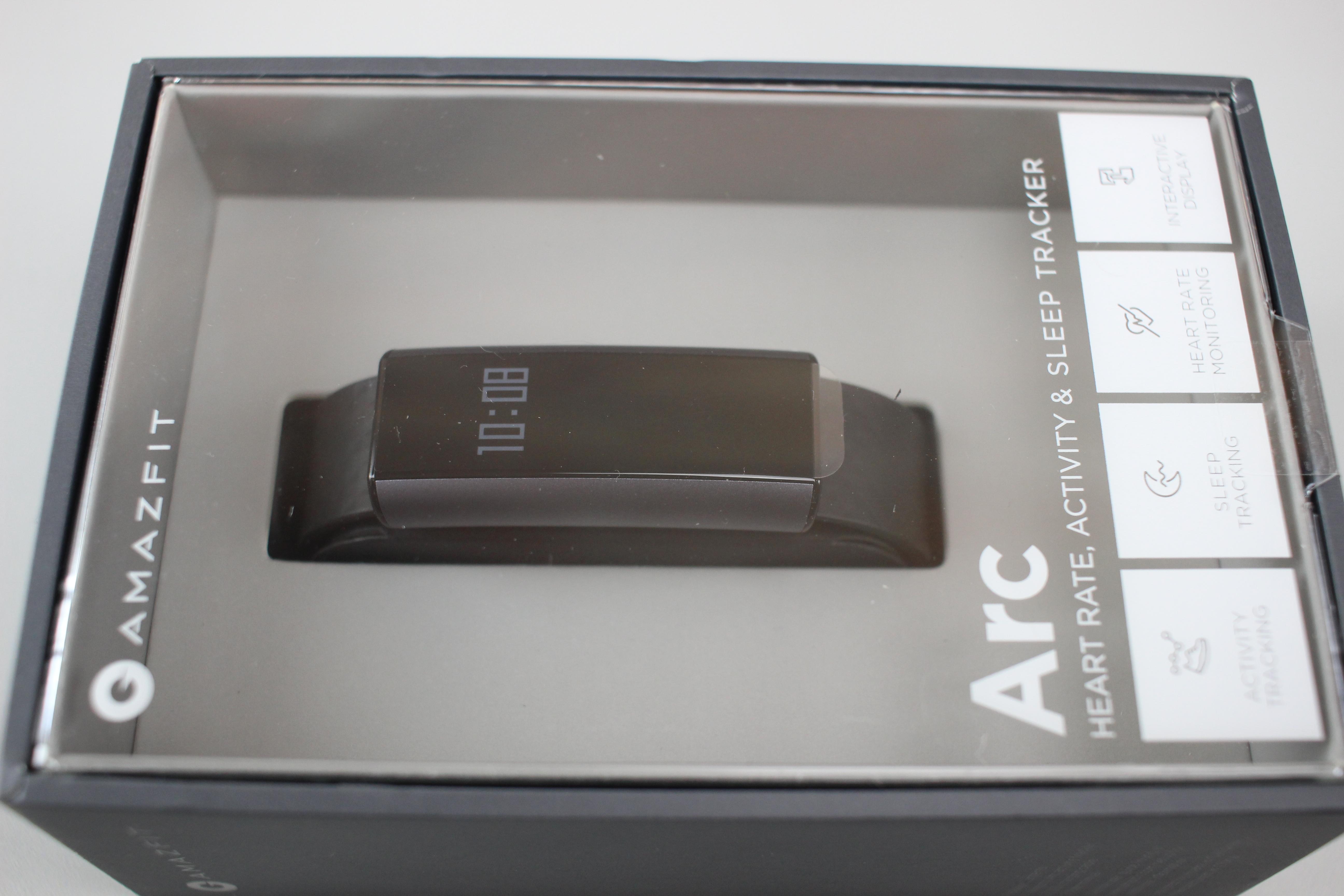 Xiaomi Huami Amazfit A1603 Arc Fitness Tracker The