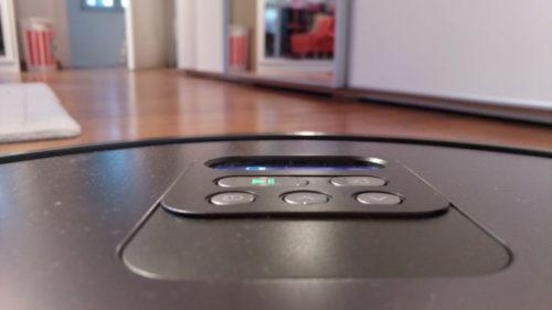 ILIFE V8S Gyro Sensors and Zoning