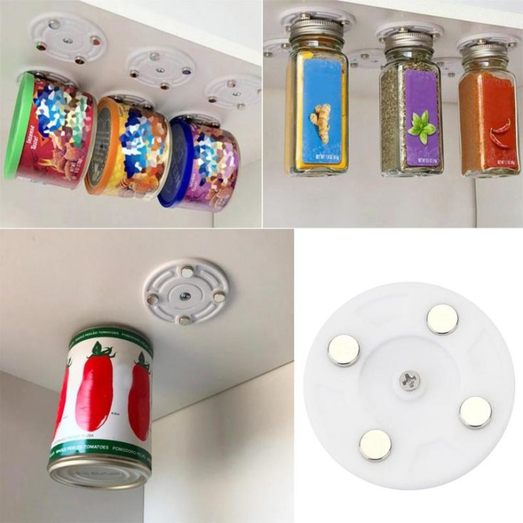 Magnetic Beerbottle Holder