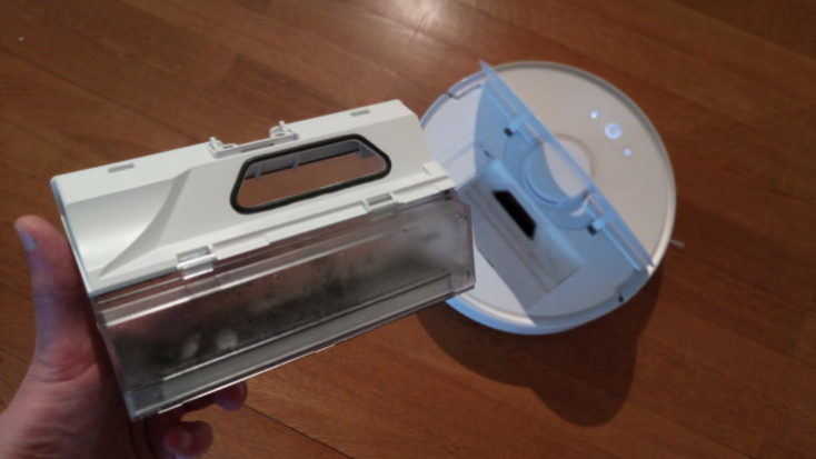 Xiaomi RoboRock Sweep One Vacuum Robot Dust Chamber