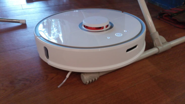 Xiaomi RoboRock Sweep One Vacuum Robot Obstacles