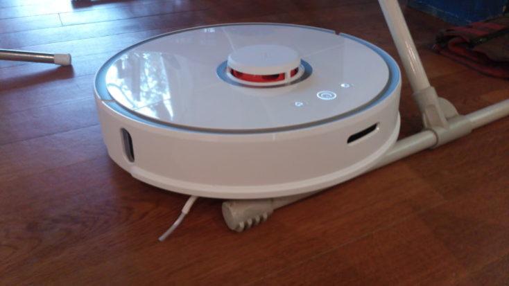 Xiaomi RoboRock Sweep One Vacuum Robot Obstacles