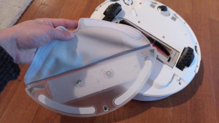Xiaomi RoboRock Sweep One Vacuum robot Wiping mop