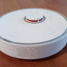 Xiaomi RoboRock Sweep One Vacuum robot Working method