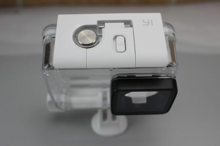 Yi 4K Plus waterproof case