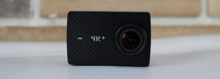 Yi 4K Plus front side