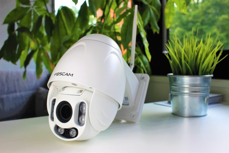 Foscam FI9928P review: weatherproof surveillance camera with Full HD