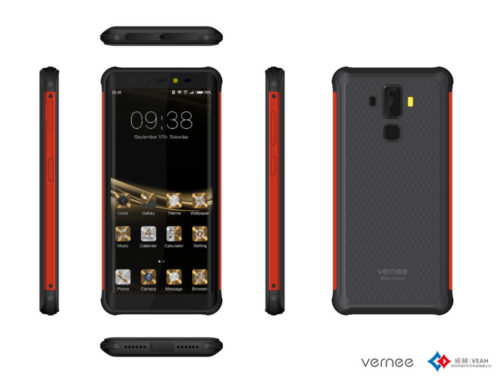Vernee V2 Full View