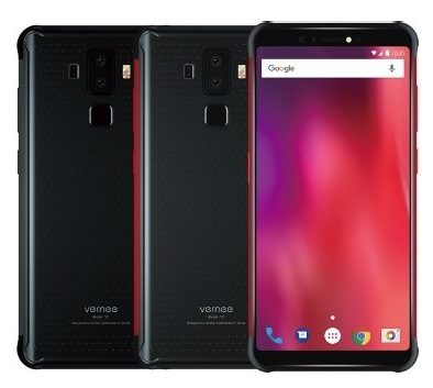 Vernee V2 Outdoor Smartphone