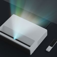 Xiaomi Mi Laser Projector Projection Diagonally