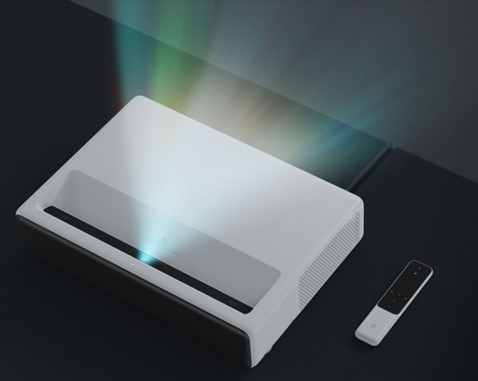 Xiaomi Mi Laser Projector Test: China home cinema with WOW