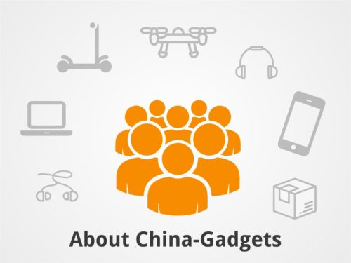About China Gadgets