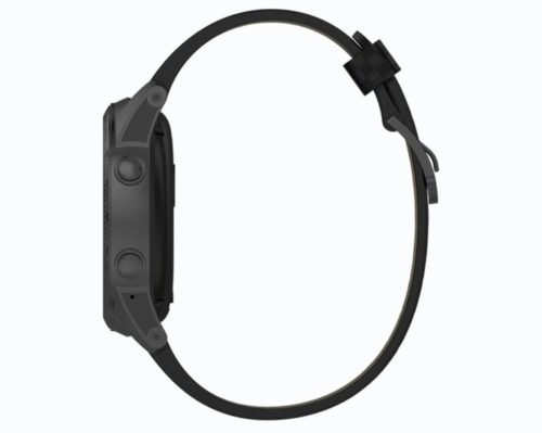 AllCall W1 Smartwatch Side View
