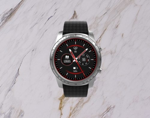 AllCall W1 Smartwatch Watchface and Buttons
