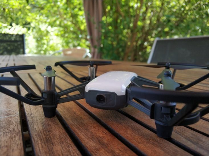 DJI RYZE Tello Photo Drone Camera
