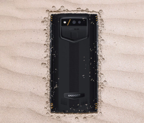 Doogee S50 Outdoor Smartphone Dustproof