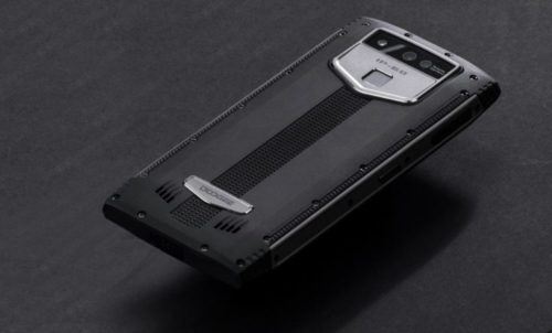 Doogee S50 backside