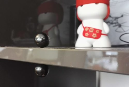 Magnetic Balls Strength