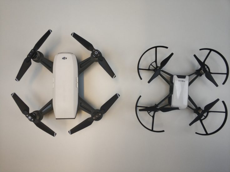 RYZE Tello - DJI's smallest and cheapest drone for under $99