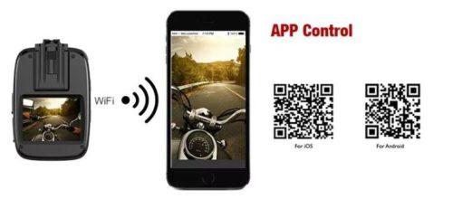 SJCAM A10 Bodycam App