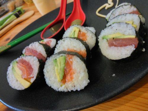 Sushezi Sushi Bazooka End Product