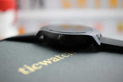 TicWatch 2 Smartwatch Button