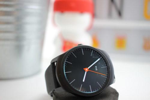 TicWatch 2 Smartwatch Display horizontal