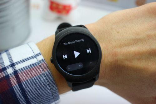 TicWatch 2 Smartwatch Music