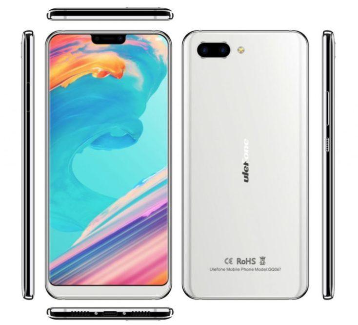 Ulefone T2 Pro Smartphone
