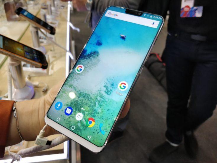 Ulefone T2 Pro Smartphone Display