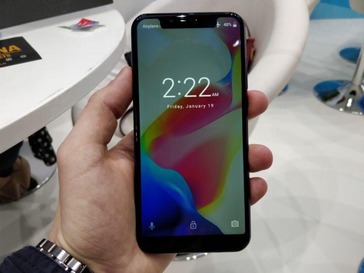 Verne M7 Smartphone Front