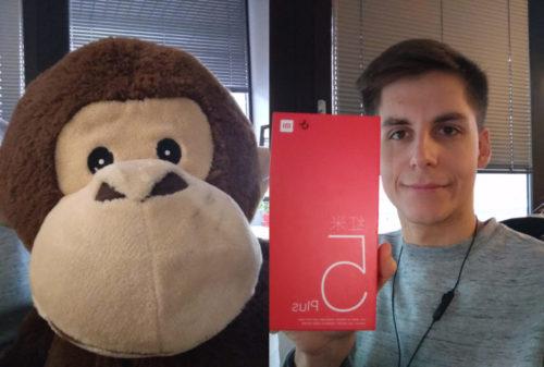 Xiaomi Redmi 5 Plus Selfie