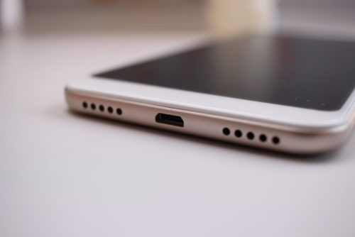 Xiaomi Redmi 5 Plus Smartphone Micro USB Micro Phone