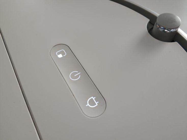 Xiaomi Xiaowa Youth Edition Vacuum Robot Controls Design