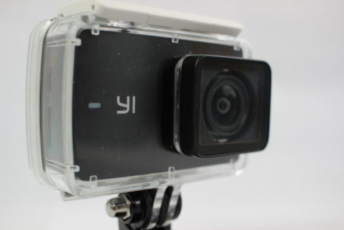 YI Discovery Action Cam Waterproof case Yi 4K+