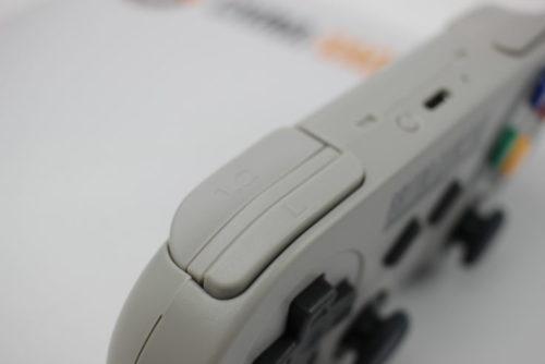 8Bitdo SF30 Bluetooth Controller Buttons