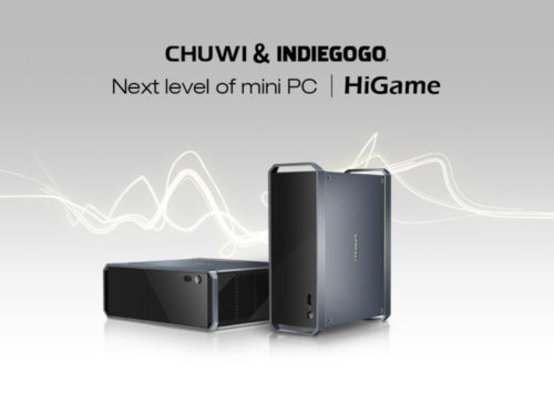CHUWI HiGame Mini PC