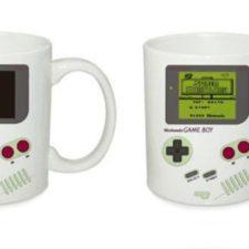 Gameboy cup Super Mario