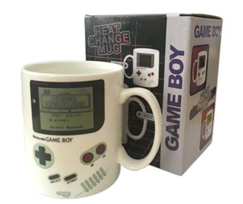 Gameboy cup packaging