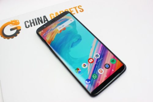 OnePlus 5T connectivity