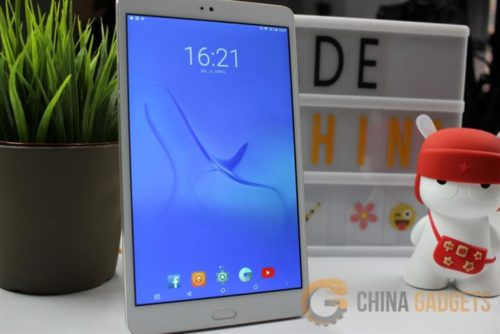 Teclast Master T8 Tablet 2 Light