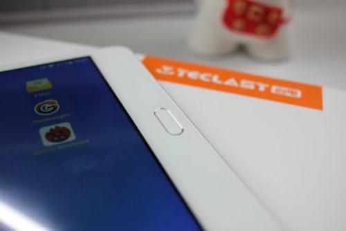Teclast Master T8 Tablet Fingerprint Sensor